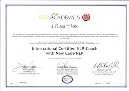 NLP International Coach